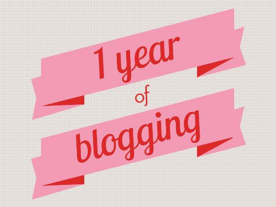 1º Ano do Blog