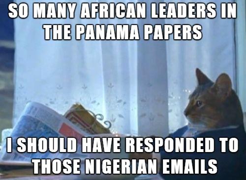 Panama Papers, Angola e abuso de poder