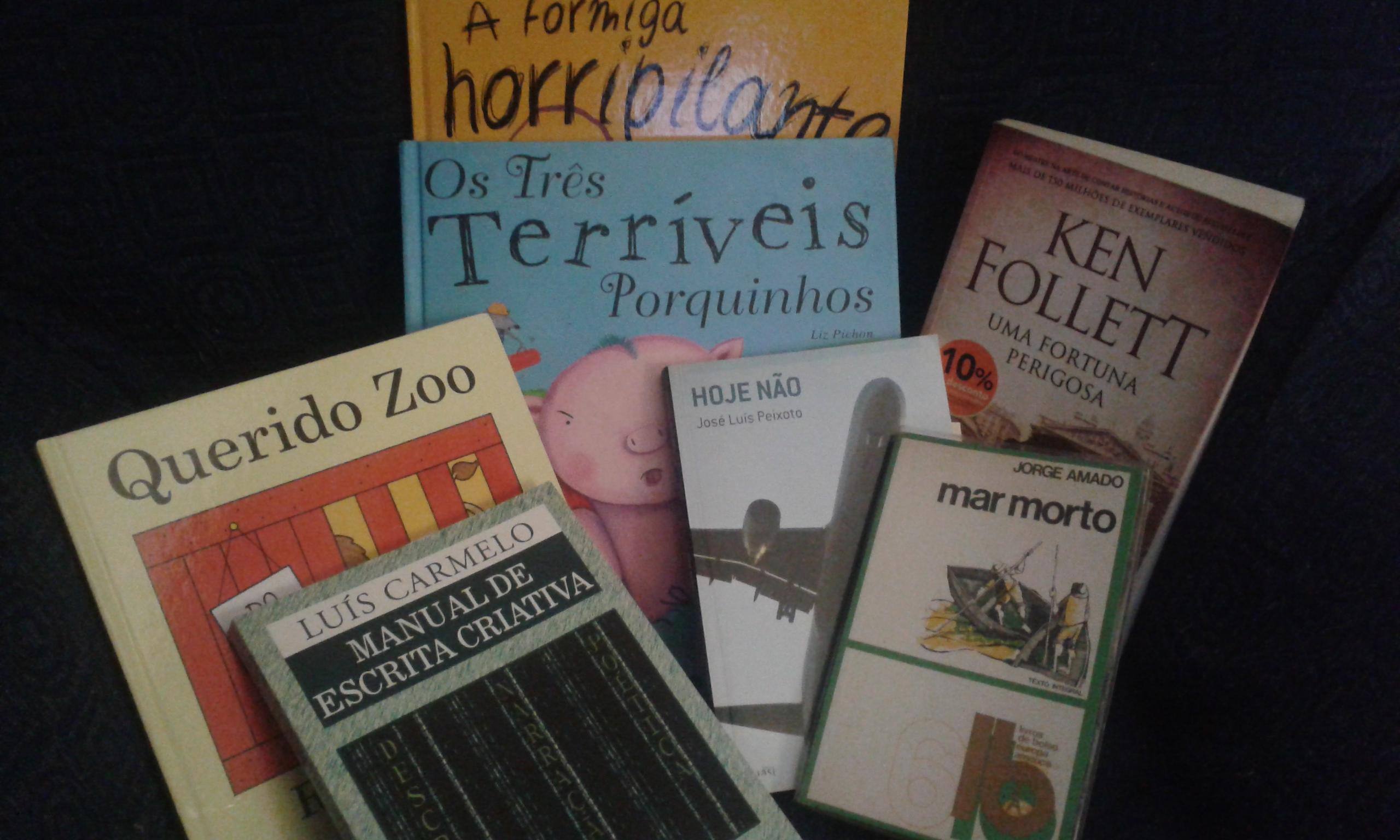 Leituras da casa