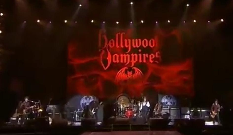 RIR 2016 e Hollywood Vampires