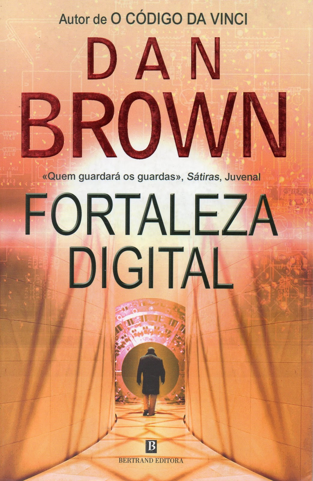 Fortaleza Digital, de Dan Brown