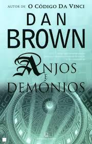 Anjos e Demónios, de Dan Brown