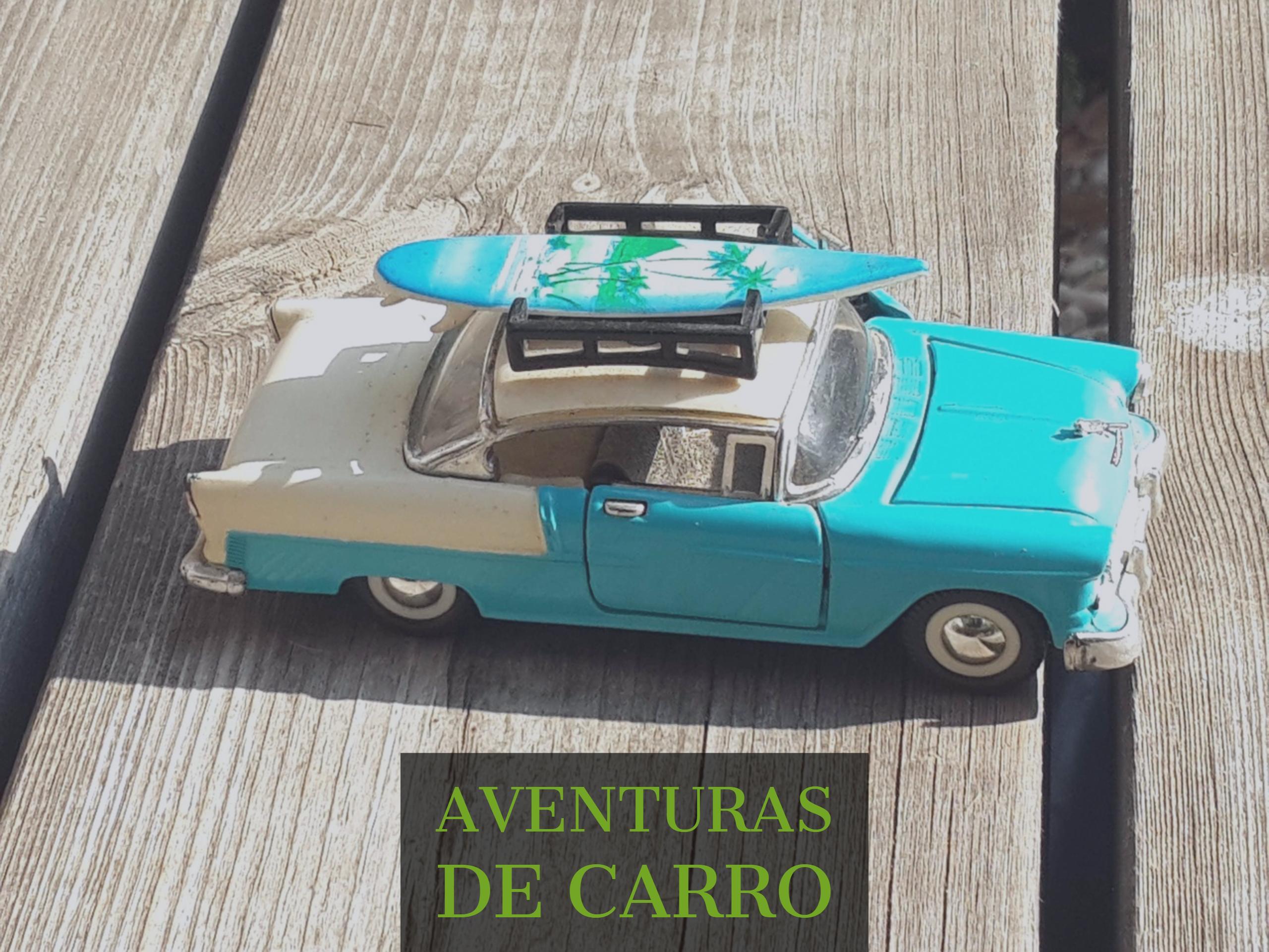 Viagens de carro, viagens longas … Que Aventura!