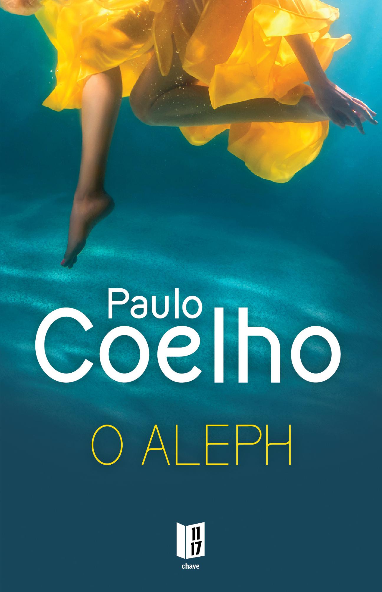O Aleph de Paulo Coelho – Divulgação