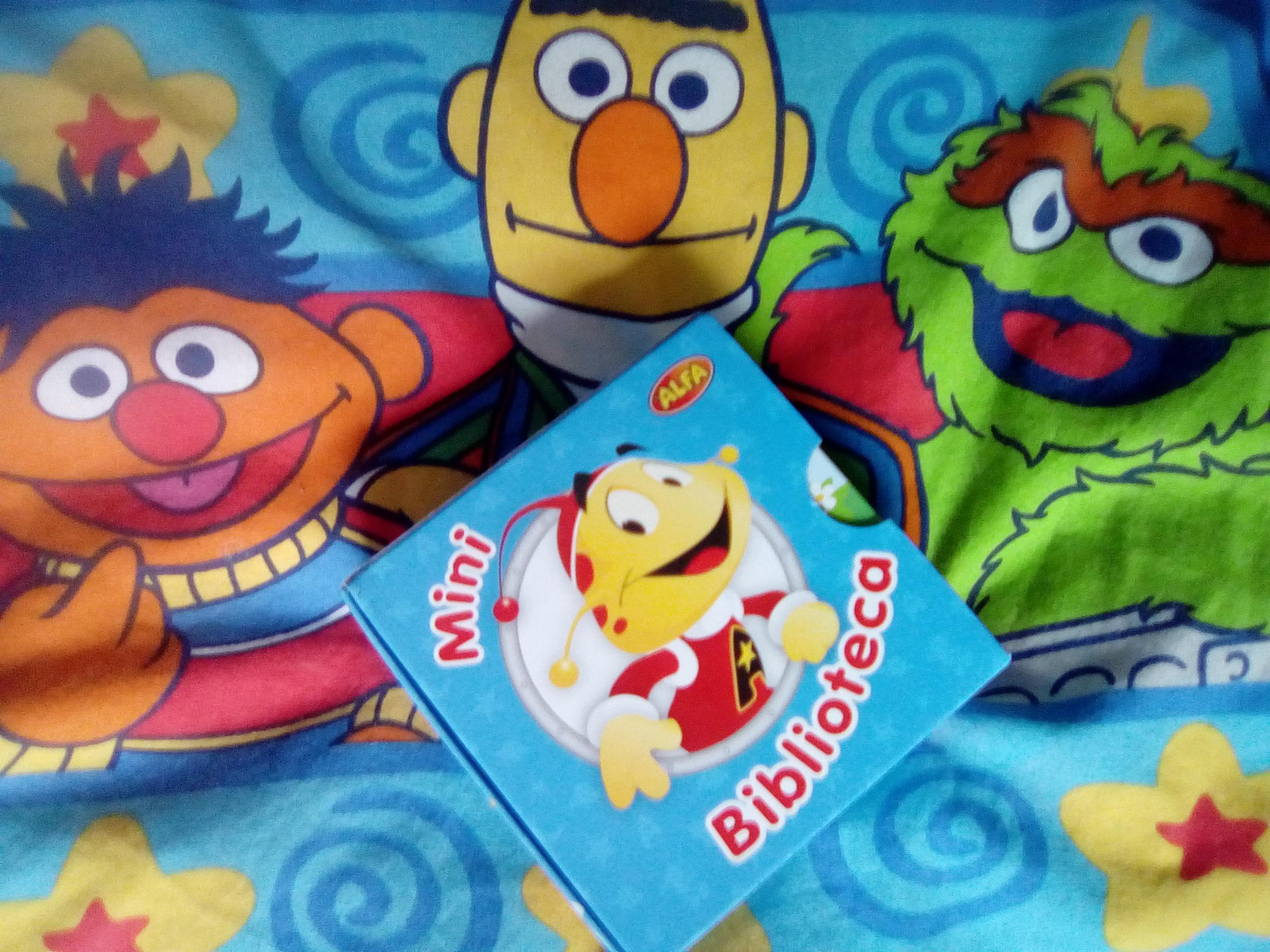 Livros Infantis #1