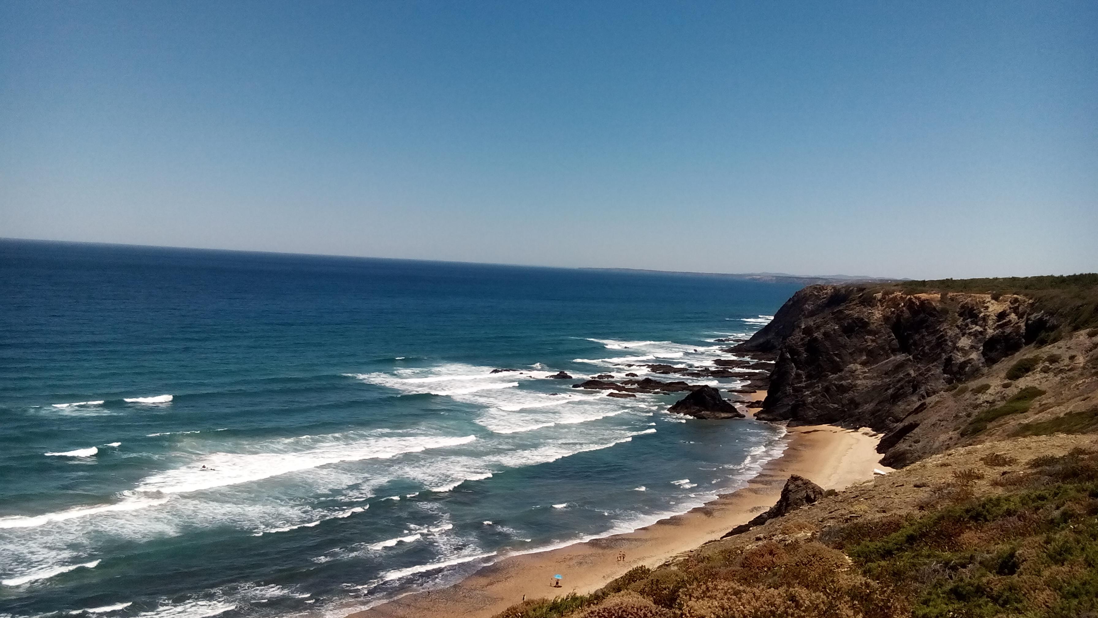 Acordar ao pé do Mar