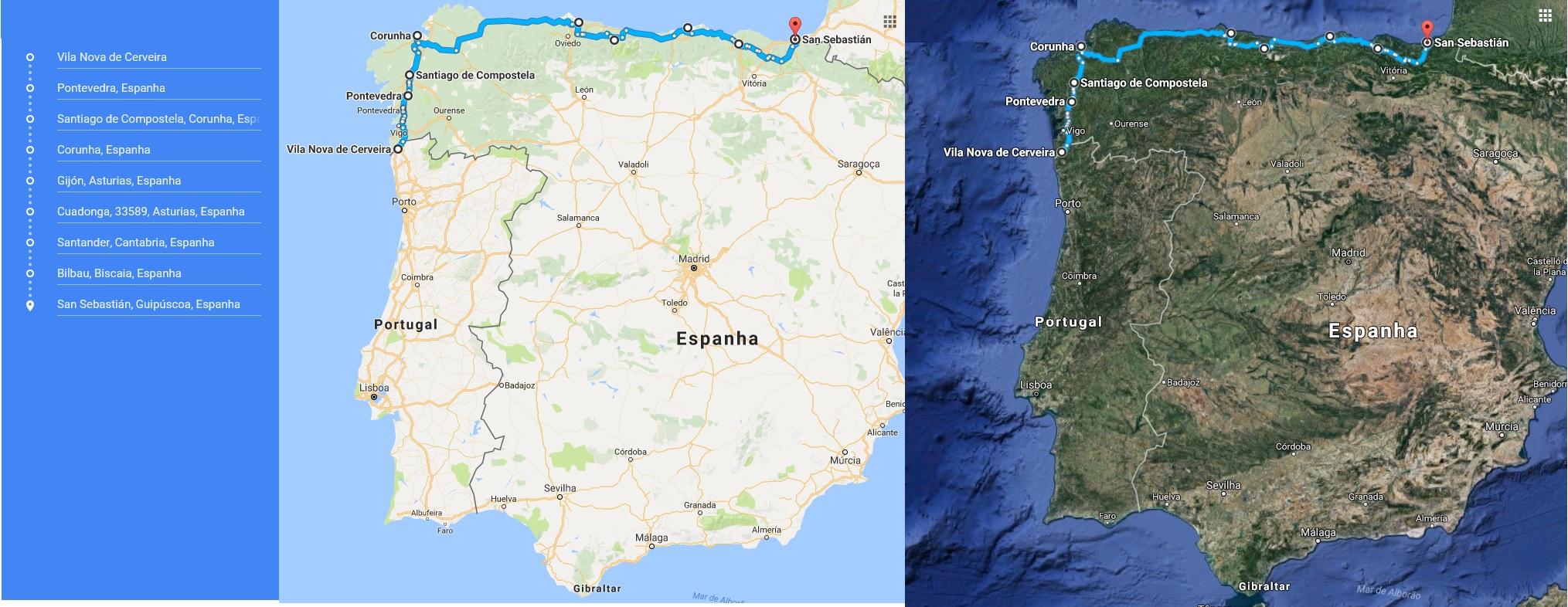 Galiza & Astúrias de Autocaravana