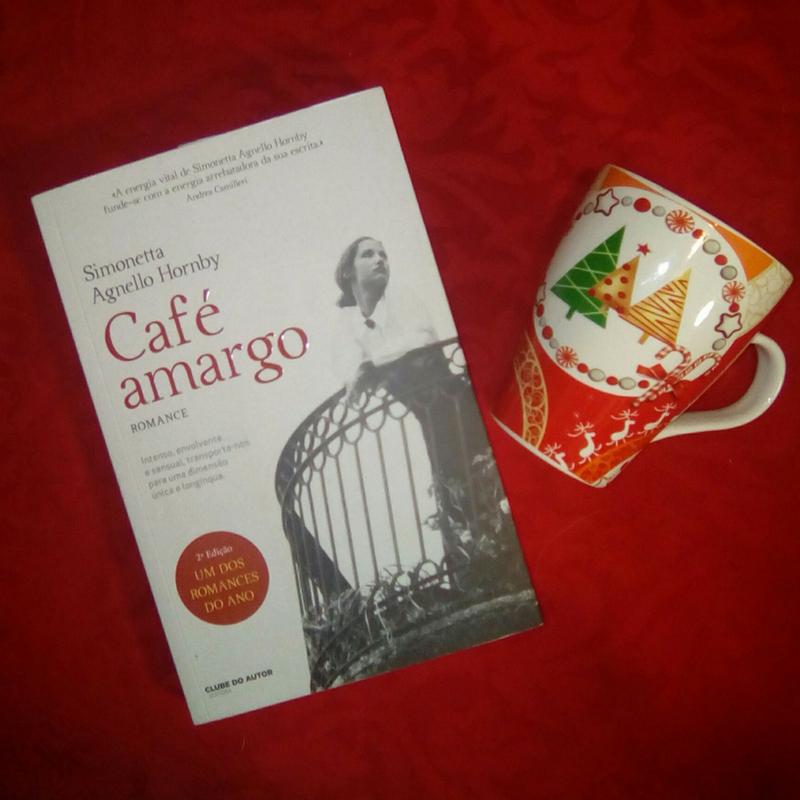 Café Amargo Simonetta Agnello Hornby