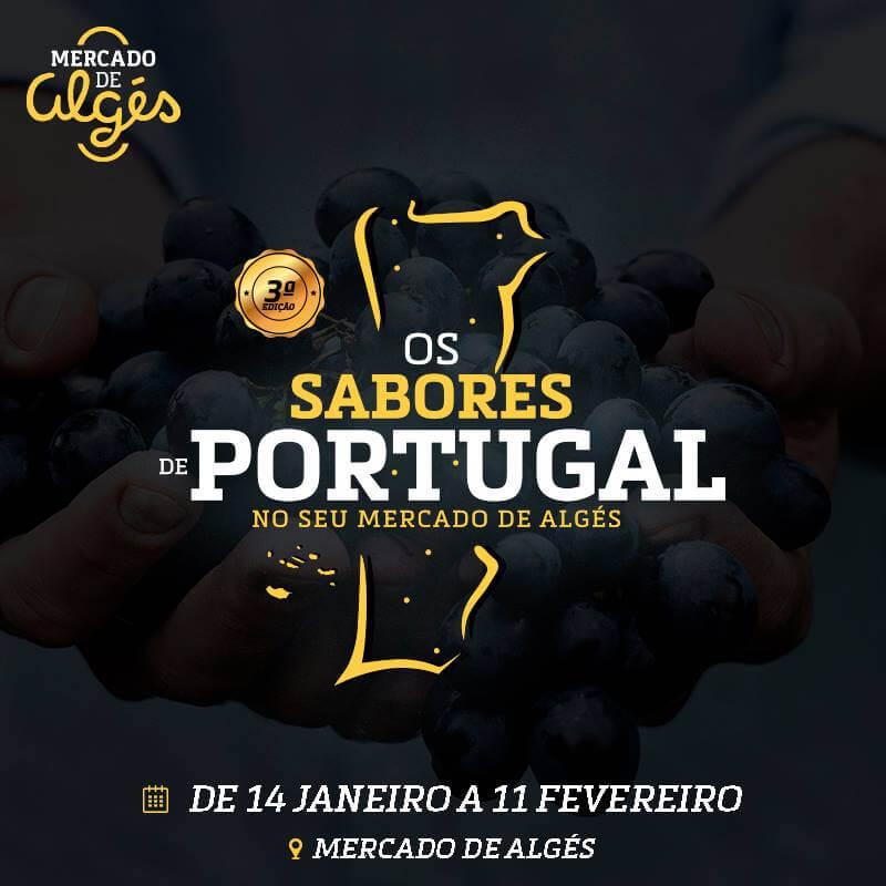 Os Sabores de Portugal – Mercado de Algés