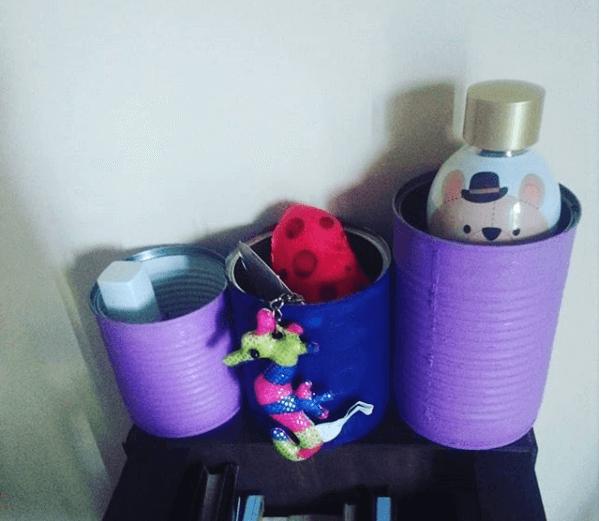 Na Senda da Sustentabilidade – Reutilização de Latas