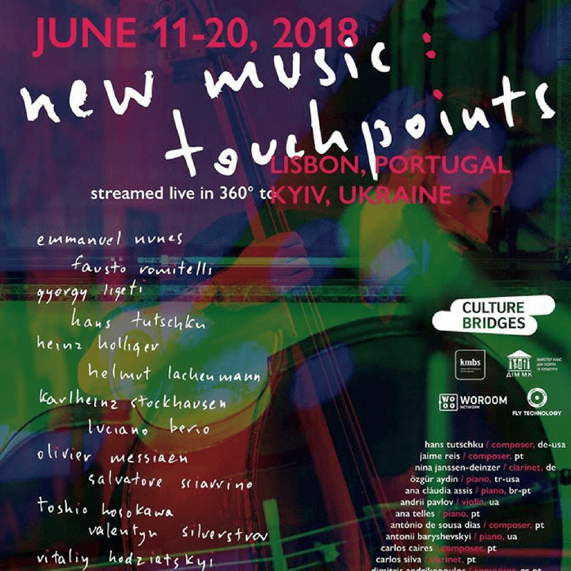 New Music: Touchpoints