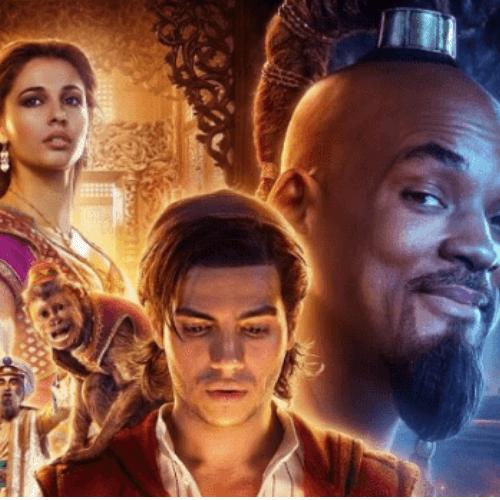 Aladdin, o novo filme para toda a família