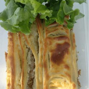 Empadão Vegetariano