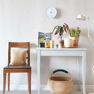 Papel de parede 100% compostável e natural
