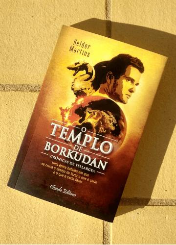 Crónicas de Tellargya - O templo de Borkudan