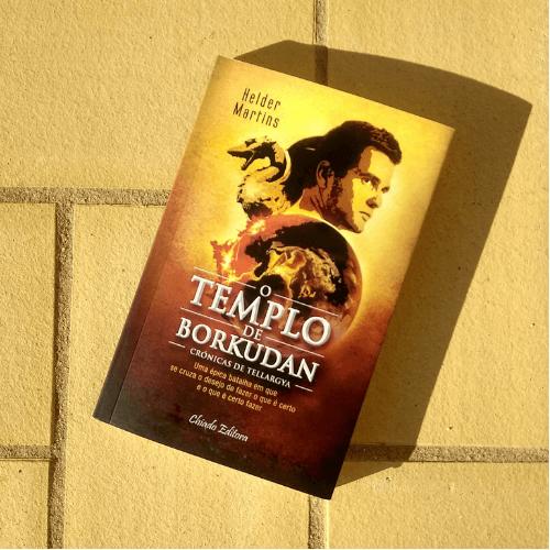 O Templo de Borkudan – Prendinha da Semana