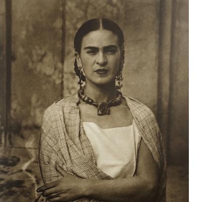 Abraçar a Frida Kahlo que há em mim