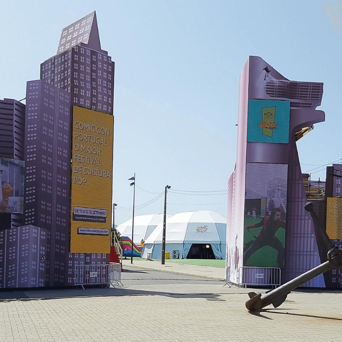Comic Con para Miúdos (e Pais)