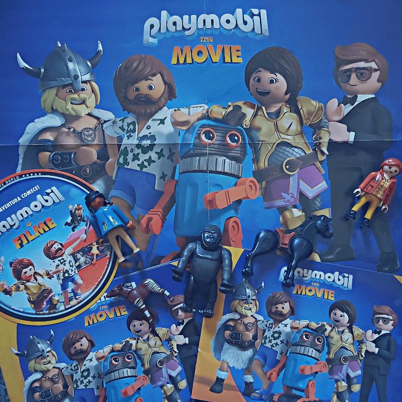 Playmobil, o Filme está Aprovado!