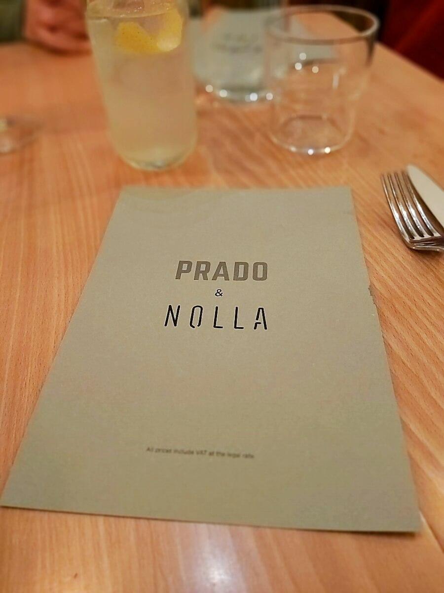 Nolla meets Prado em Lisboa