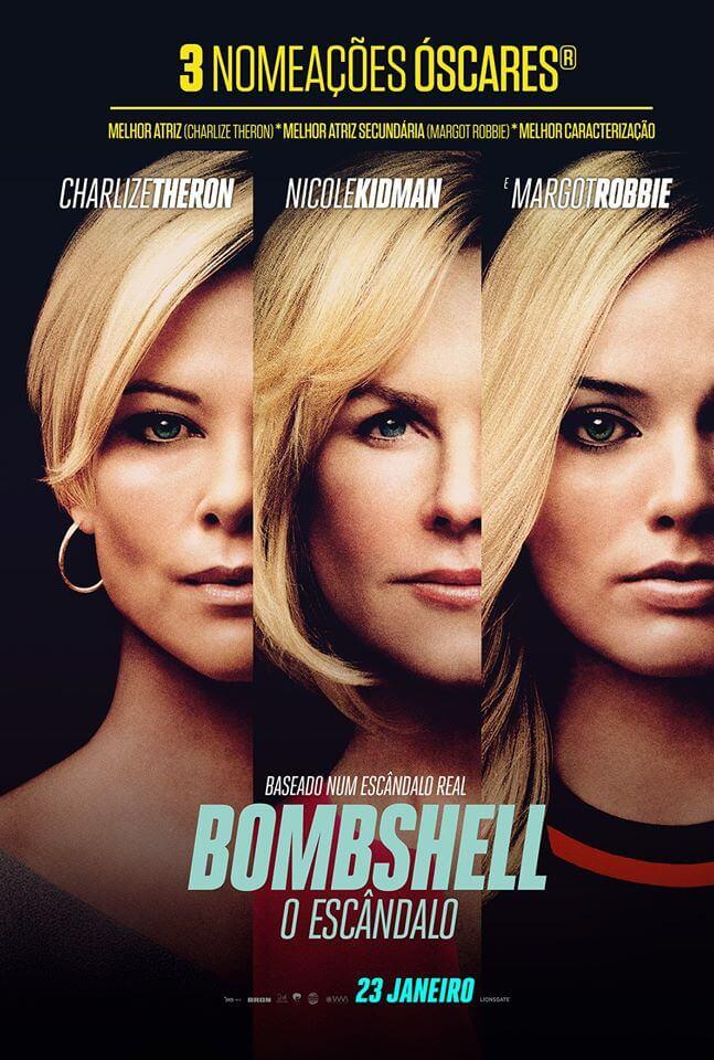 Bombshell – o Escândalo (#metoo)