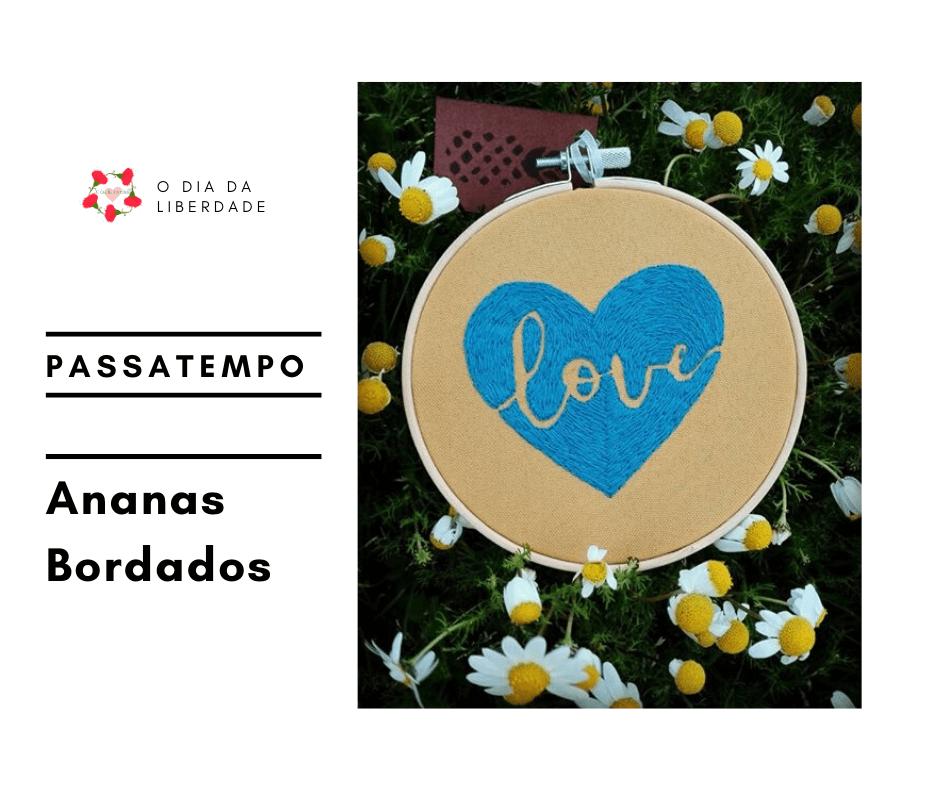 Passatempo AnanasBordados