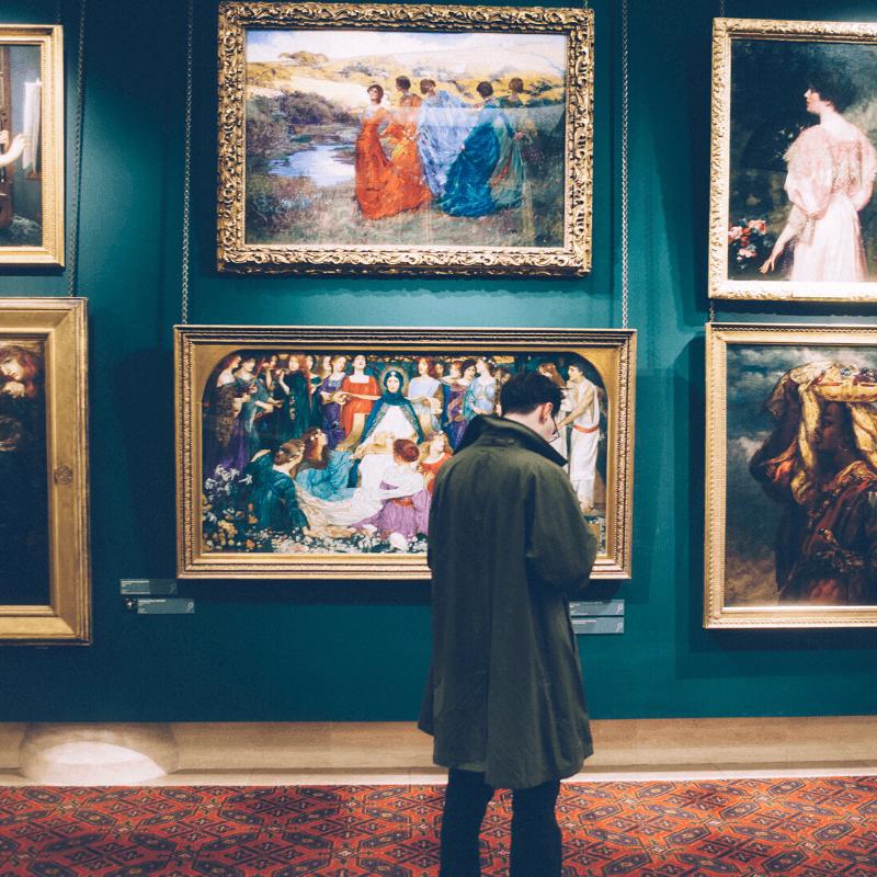 Museus a Visitar em Isolamento