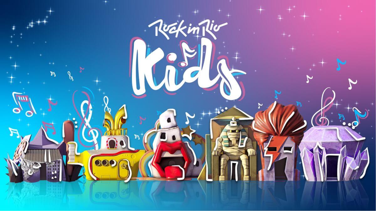 Rock in Rio Kids, para a família curtir junta!