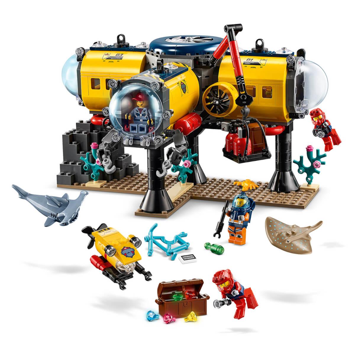 Super Equipa LEGO e National Geographic