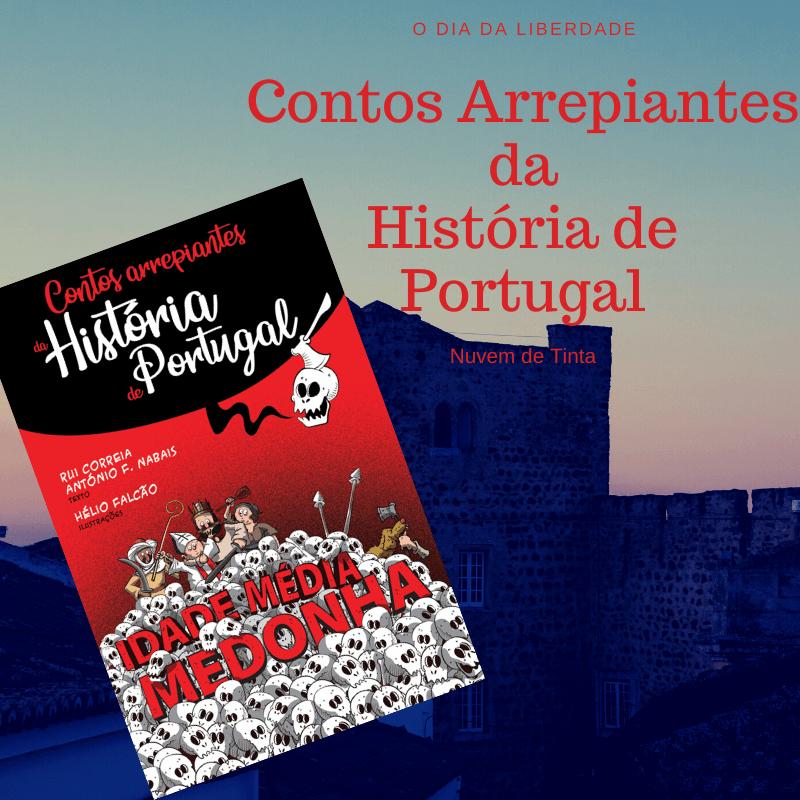 Contos Arrepiantes da História de Portugal