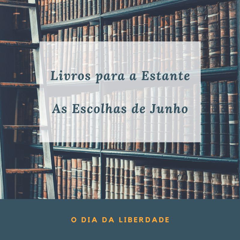 Sugestões Literárias para Junho