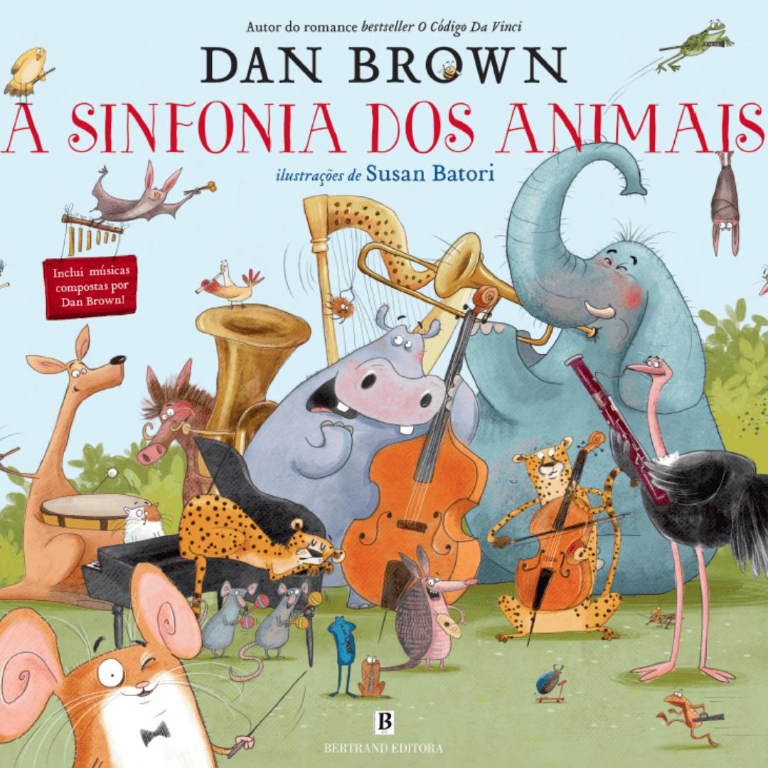A Sinfonia dos Animais de Dan Brown – Leiturinhas
